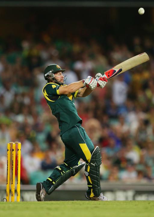 Australia v West Indies - ODI Game 4