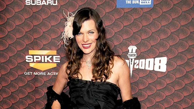 Jovovich Milla Scream Aw