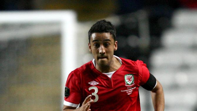 Neil Taylor suffered a broken ankle in Swansea's 2-2 draw with Sunderland