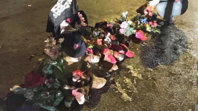 Ferguson officer placed on unpaid leave after calling Michael Brown memorial 'a pile of trash'