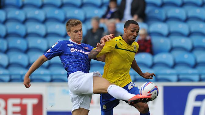 Soccer - Sky Bet Football League One - Carlisle United v Coventry City - Brunton Park