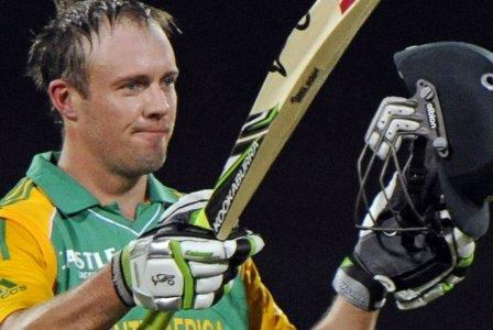 Cricket: De Villiers withdraws from T20 squad; Ontong called up
