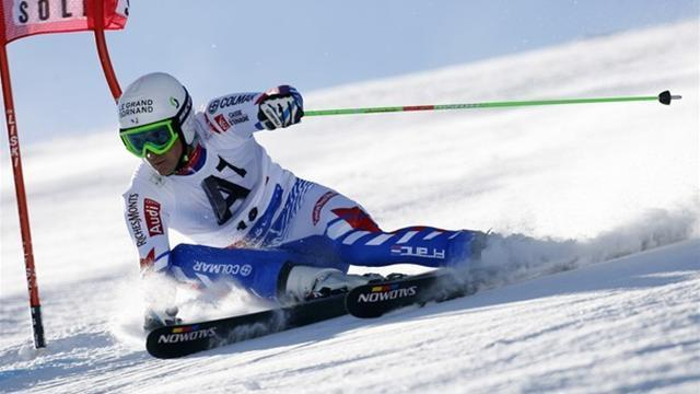 Alpine Skiing - Missillier returns to boost French