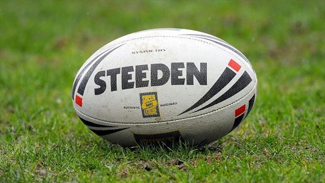 Rugby League - RFL charge eight with punching