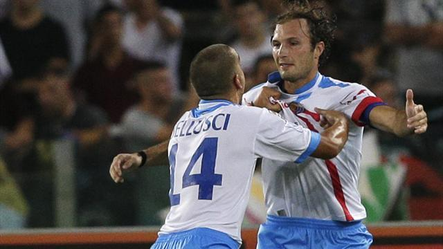 Serie A - How Catania keep punching above their weight