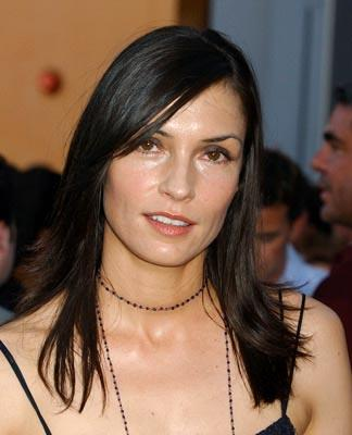 Famke Janssen at the L.A. premiere of Universal Pictures' Van Helsing
