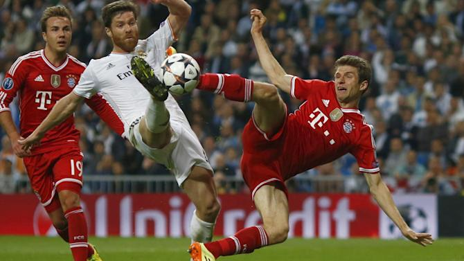 Bundesliga - Bayern confirm Xabi Alonso set to join in shock move