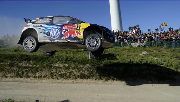 Latvala wins Rally of Portugal ahead of Ogier