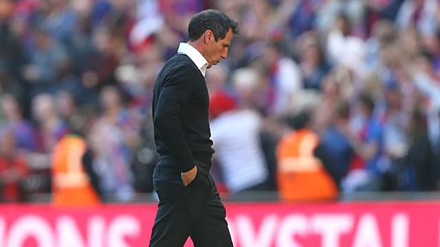 Championship - Zola vows to stay at Watford after heartbreak