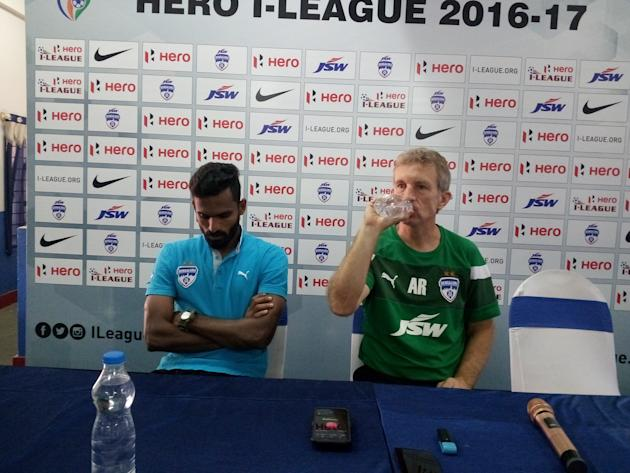 I-League 2017: Bengaluru FC's Albert Roca - 'Perhaps things change with a win over East Bengal'