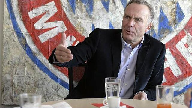 Bundesliga - Rummenigge rejects EC proposals on transfer reforms