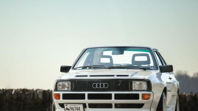 Audi Sport Quattro Expected To Bring Nearly $500,000 At Auction