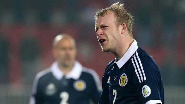 Football - Naismith: We're playing for our careers