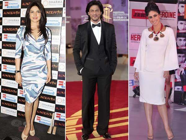 Top 10 Most Dangerous Bollywood Celebrities Online