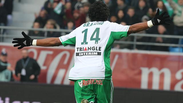 Ligue 1 - Cup offers St Etienne and Rennes rare trophy chance