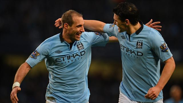 Premier League - Matchpack: Aston Villa v Manchester City