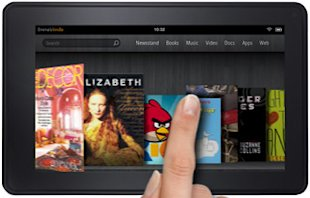 The Kindle Fire Fuels Tablet Wars