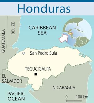 Gang violence has given Honduras the world's highest …