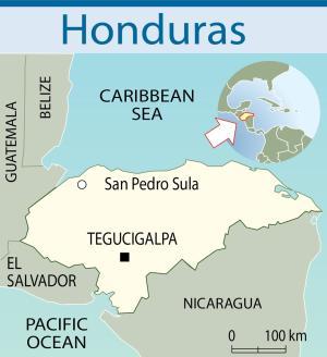 Gang violence has given Honduras the world's highest…