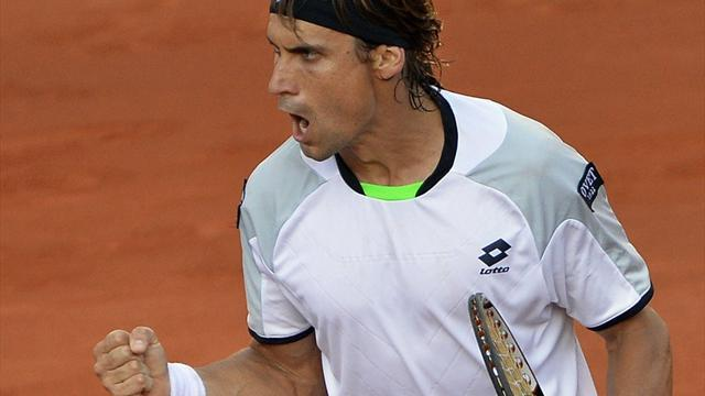 French Open - Ferrer ends final wait at 42nd tilt