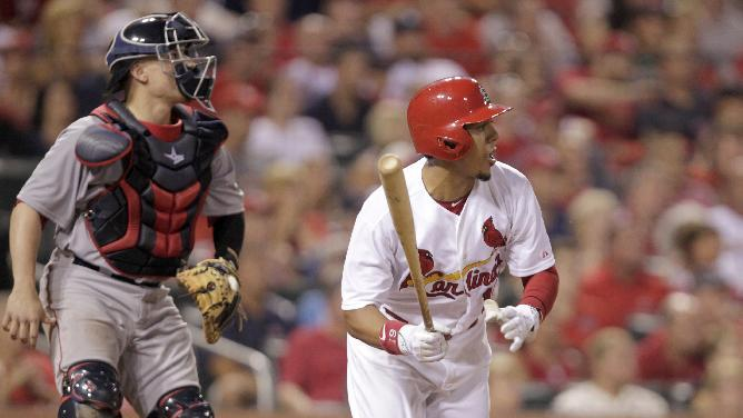 Jay lifts Cardinals to 3-2 win over Red Sox