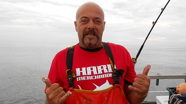 """Wicked Tuna"" Captain Dave Marciano"