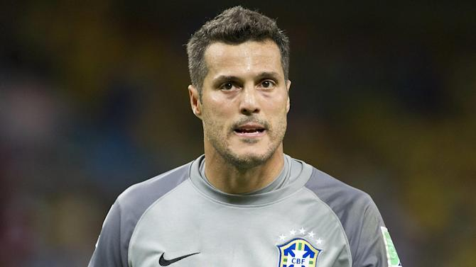 European Football - Julio Cesar signs for Benfica after QPR release