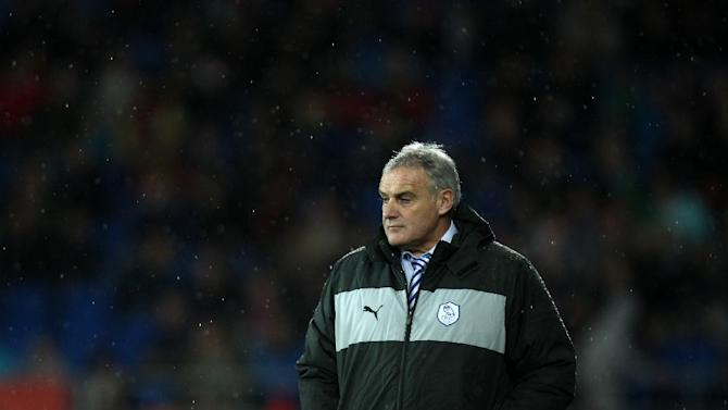 Dave Jones has vowed not to walk away from Sheffield Wednesday