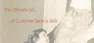 Making Our List… Checking It Twice… The Ultimate List of Customer Service Skills image ultimatelist