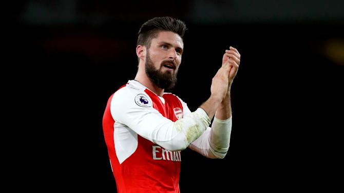 'You never know!' - Giroud open to future China move