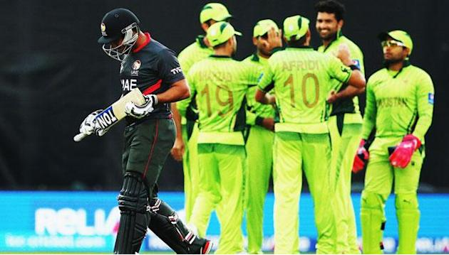 Shoaib Mohammad: UAE get it all wrong as Pakistan make their mark on Cricket World Cup