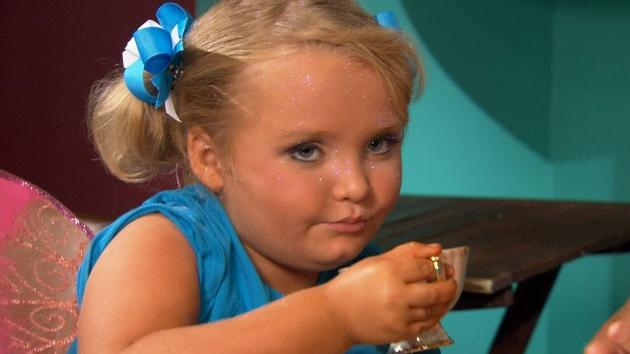 Alana 'Honey Boo Boo' Thompson  chats with Access Hollywood in New York City on August 7, 2012  -- Access Hollywood
