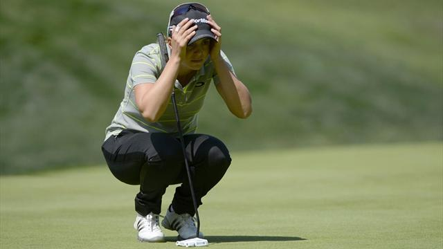 Golf - Recari edges Creamer to win LPGA Classic Marathon