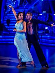Natalie Gumede performed another amazing routine