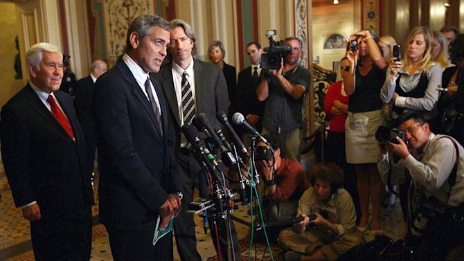 Clooney George Justice For Sudan