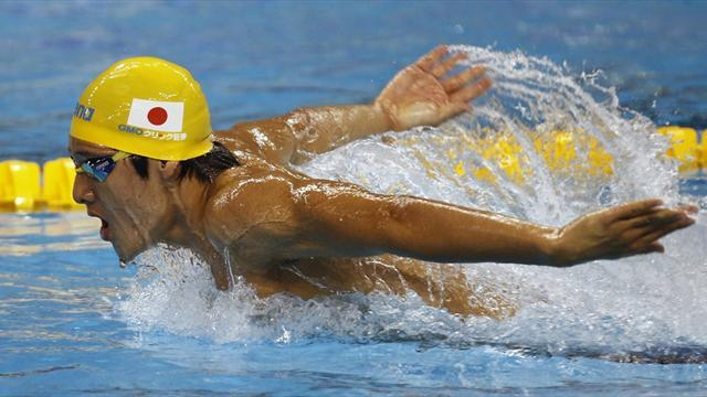 Swimming: Seto wins twice more at World Cup in Moscow