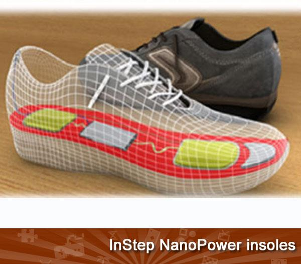 InStep NanoPower insoles