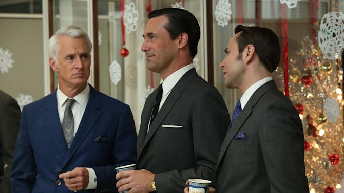 """Mad Men"" -- ""The Doorway"" Part 1"