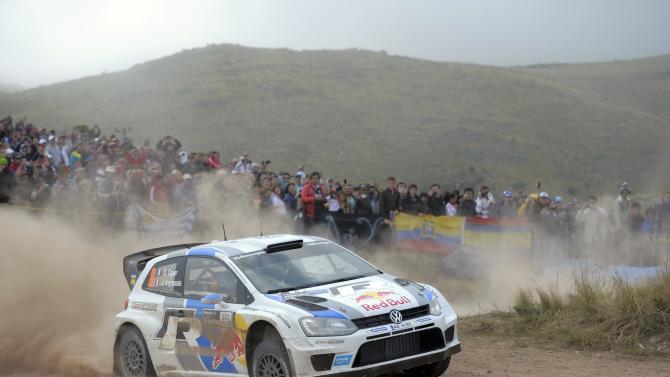 FIA World Rally Championship Argentina - Day One