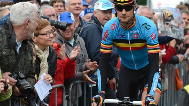 Cycling - Boonen to leave hosptial after surgery