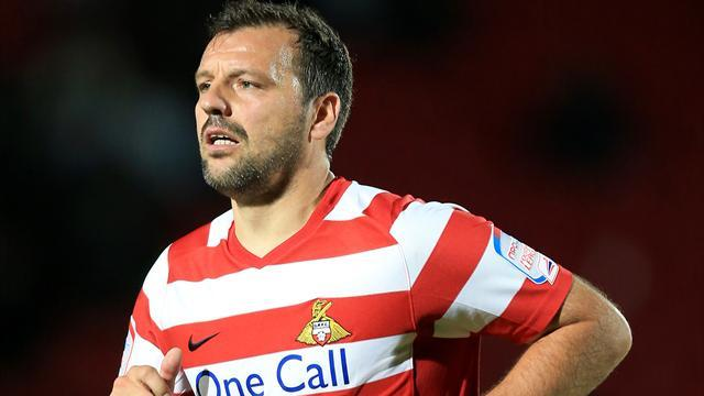 Football - Blake leaving Rovers