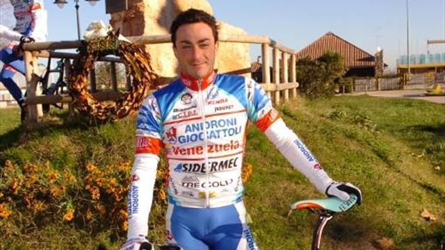 Cycling - Gavazzi wins in Tuscany