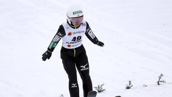 FIS Nordic Ski World Championships - Women's Ski Jumping - Qualification