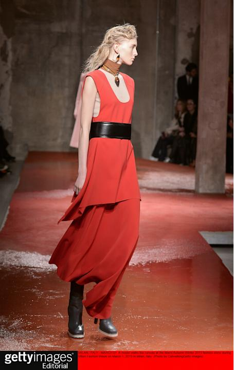 Marni - Runway RTW - Fall 2015 - Milan Fashion Week