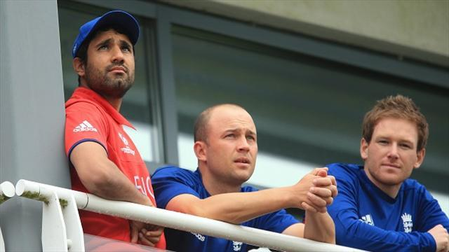 Cricket - Bopara 'annoyed' by Willis comments
