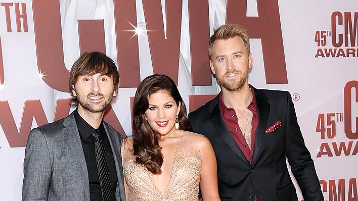 Lady Antebellum CMA Awards