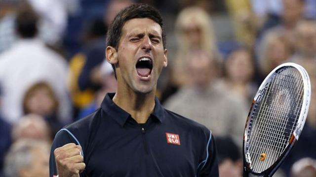 US Open - Djokovic swats aside Youzhny to reach semi-finals