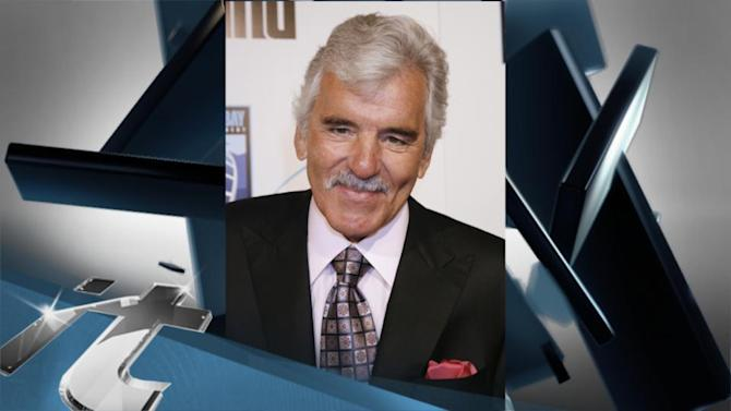 Dennis Farina News Pop: Dennis Farina 911 Call -- He Has Cancer, He Can't Breathe