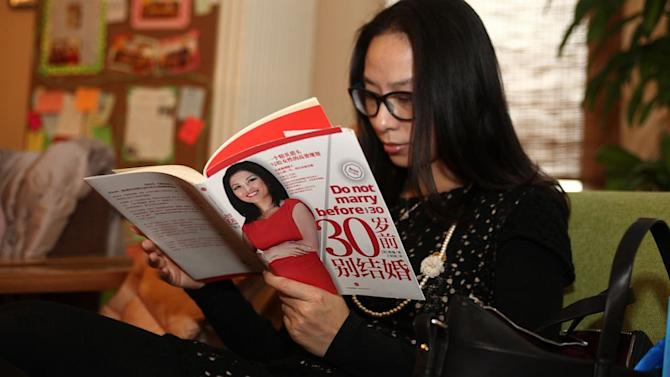 China's 'Leftover Women' Desperate to Find Mr. Right