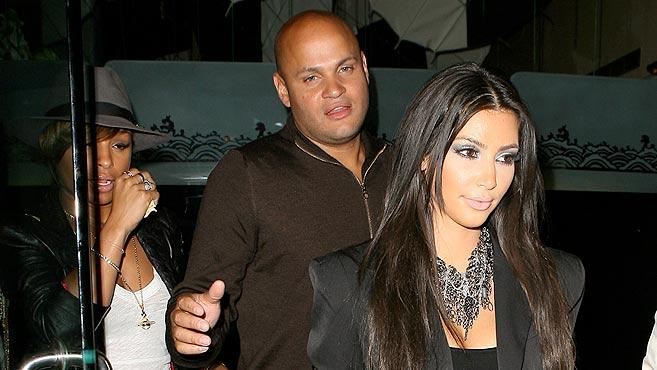 Thornton Kardashian Belafonte Mr Chows